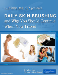 Cover Daily Skin Brush and Travel