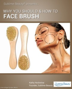 Cover Face Brush brochure