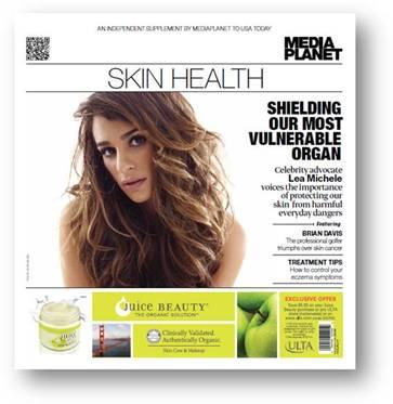 Skin Awareness Cover